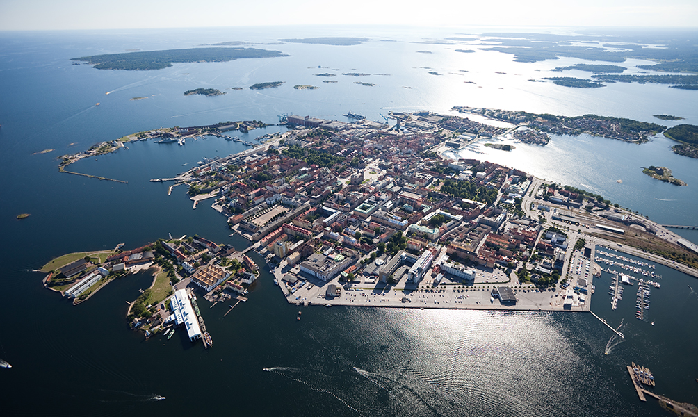 Karlskrona a World Heritage Town